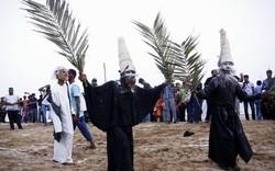 People of Qeshm celebrate Noruze Sayyad