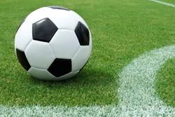کراپشده - توپ فوتبال