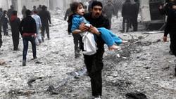 بمباران سوريه