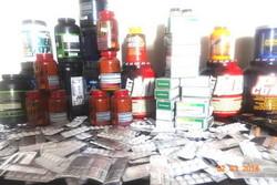 کشف داروی قاچاق