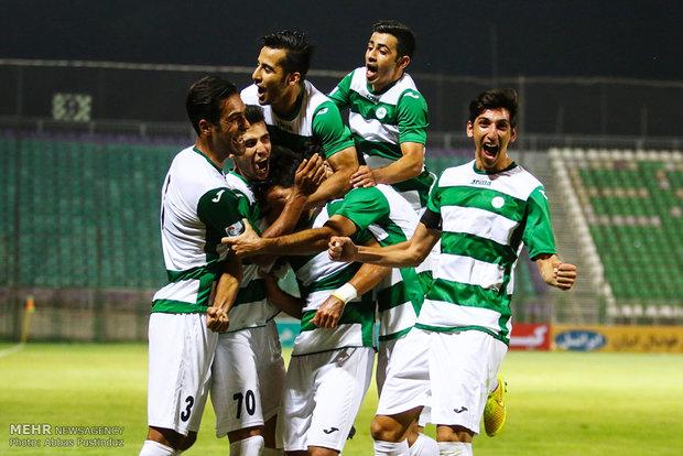 ذوب آهن اصفهان يحرز كأس السوبر بعد فوزه على استقلال خوزستان