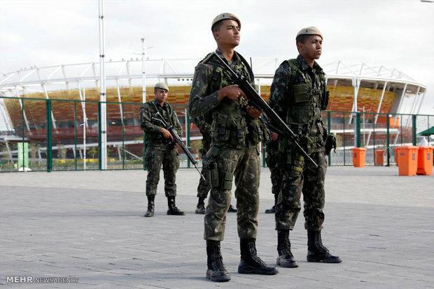 اعتقال 10 أشخاص يعدون لأعمال إرهابية أثناء أولمبياد ريو