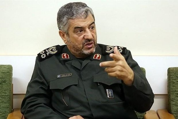 IRGC to get stronger in coming year despite US move: chief commander