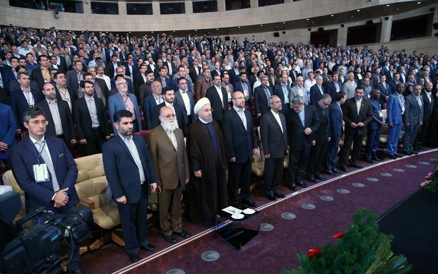 World conference of Mayors and Councilors opens in Tehran