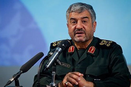 IRGC chief says commands most powerful regional force