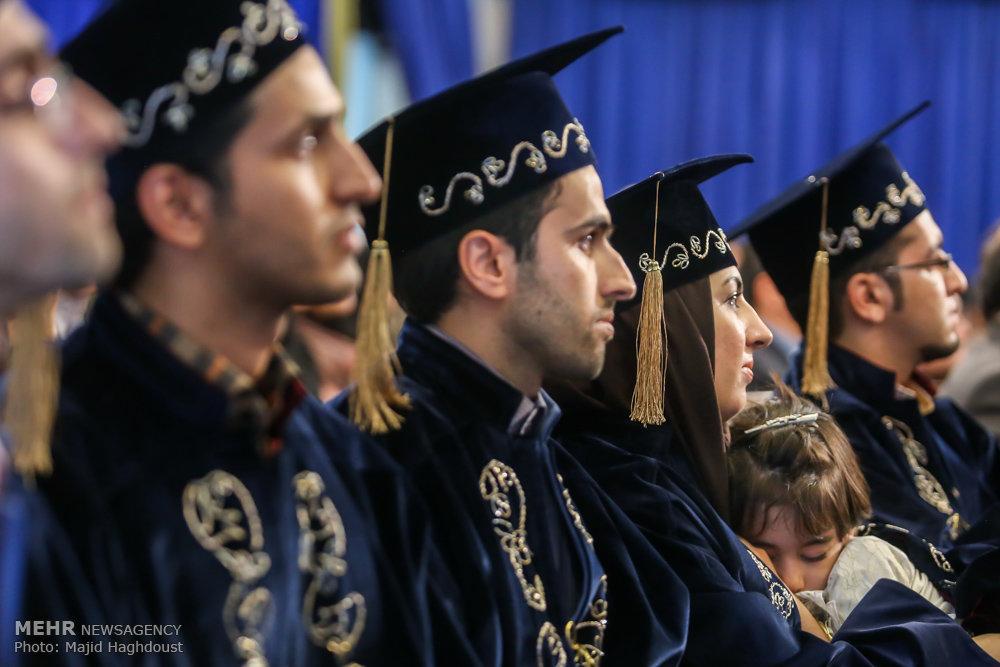 تصاویر/ مراسم تقدیر از برگزیدگان جشنواره دانشجوی نمونه