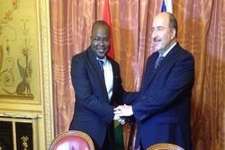 ازسرگیری روابط دیپلماتیک رژیم صهیونیستی و گینه