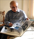 Writer Moradi Kermani says his works present Iranians without exaggeration