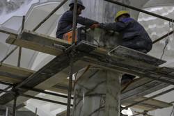 دامغانیها ۶۰ میلیون تومان به بازسازی عتبات عالیات کمک کردند