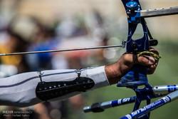 مسابقات تیر و کمان قهرمانی کشور در قزوین