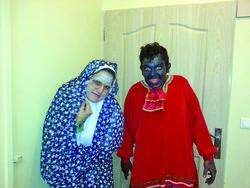 Khodkar-e Asemani brightens day for children with cancer