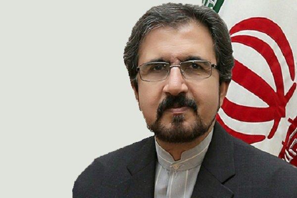 الخارجية الإيرانية: تغيير الأسماء تلاعب بالألفاظ ولن يغطي حقيقة الإرهاب
