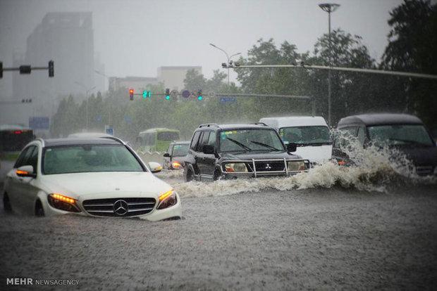 چین میں طوفانی بارشوں نے تباہی مچادی