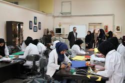 آموزش مهارتی ۴۰۰ معتاد بهبود یافته در اردبیل