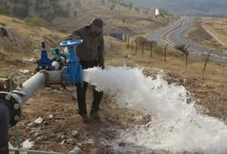 ۶۴حلقه چاه تامین آب در استان در مدار بهره برداری قرار دارند