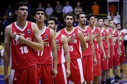 تیم بسکتبال جوانان