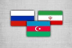 Iran, Russia, Azerbaijan