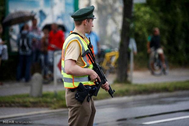 تیراندازی در مونیخ آلمان