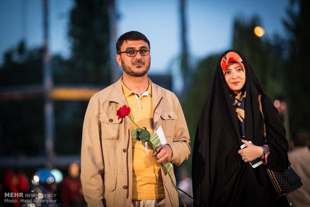 2149527 - گزارش تصویری از شانزدهمین جشن حافظ در شنبه 2 مرداد 95