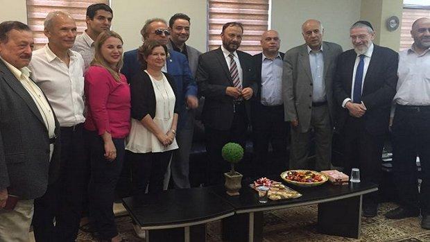 تحالف السعودية واسرائيل في وجه الممانعة وفلسطين