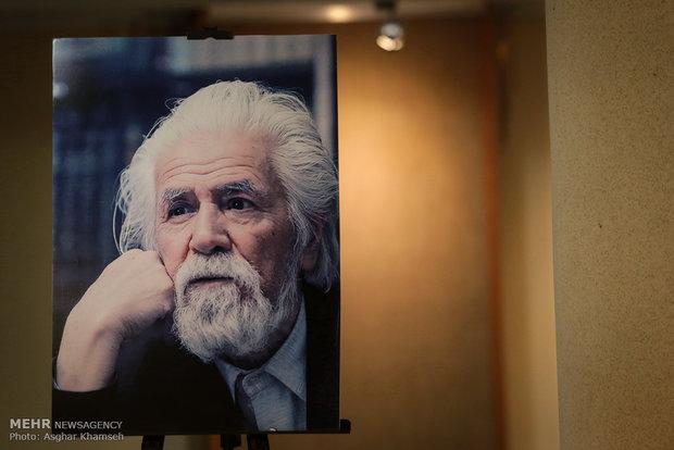 بزرگداشت چهلمین روز از درگذشت حمید سبزواری پدر شعر انقلاب اسلامی