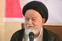 آیت الله سید محمد شاهچراغی نماینده ولی فقیه در استان سمنان