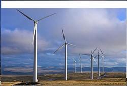 کارشناسان آلمانی احداث نیروگاه بادی در قزوین را بررسی می کنند