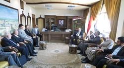 دبیر کل مجمع جهانی تقریب با وزیر اوقاف سوریه دیدار کرد