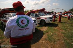 تداوم امدادرسانی در مناطق سیلابی و طوفانی کشور