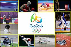 آئین بدرقه ورزشکاران البرزی به المپیک ریو ۲۰۱۶ برگزار شد