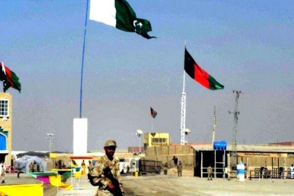 Clash between Afghan-Pakistan border forces