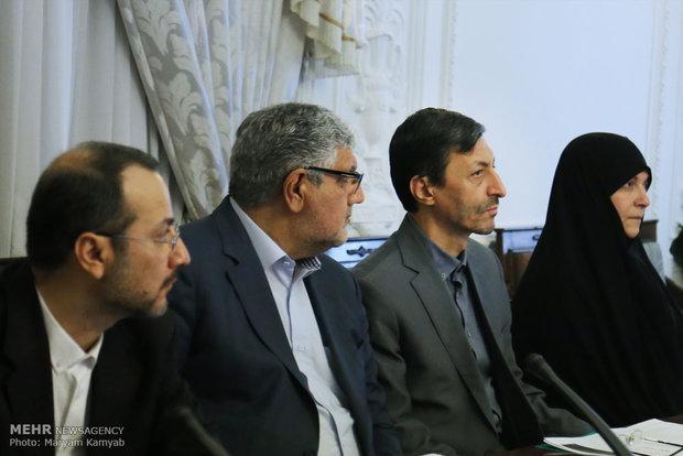 إجتماع لجنة مكافحة المخدرات بحضور الرئيس روحاني