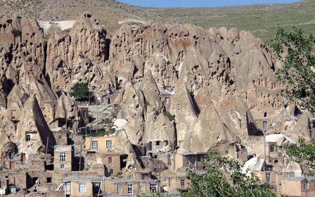 Kandovan: A must-see rocky village in Iran