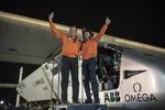 رکورد پرواز دور دنیا با هواپیمای خورشیدی زده شد