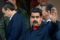 الرئيس الفنزويلي يصل الى طهران