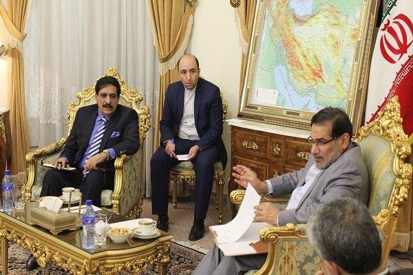 عقد الجولة الثانية من المحادثات بين شمخاني ومستشار الامن القومي الباكستاني