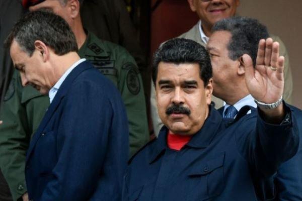 Maduro'dan Trump'a: Elini kana bulayacak hatalar yapıyorsun