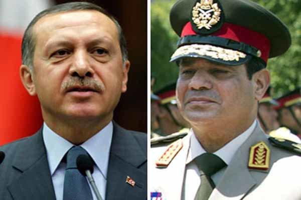 تأثیر اخوان المسلمین بر روابط ترکیه و مصر/بررسی نقش ایران