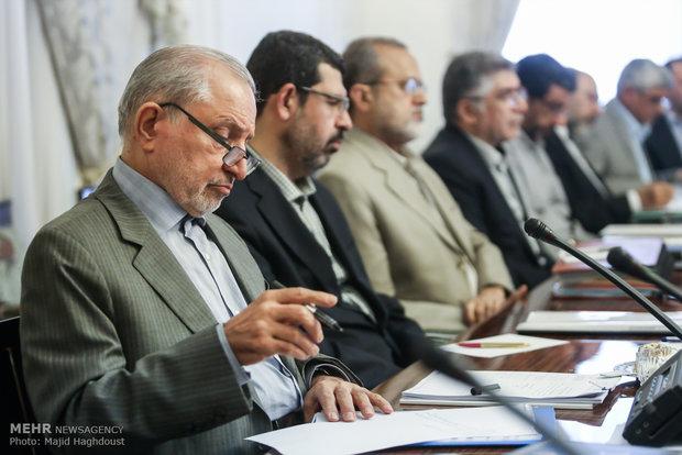 اجتماع أعضاء المجلس الأعلى للثورة الثقافية