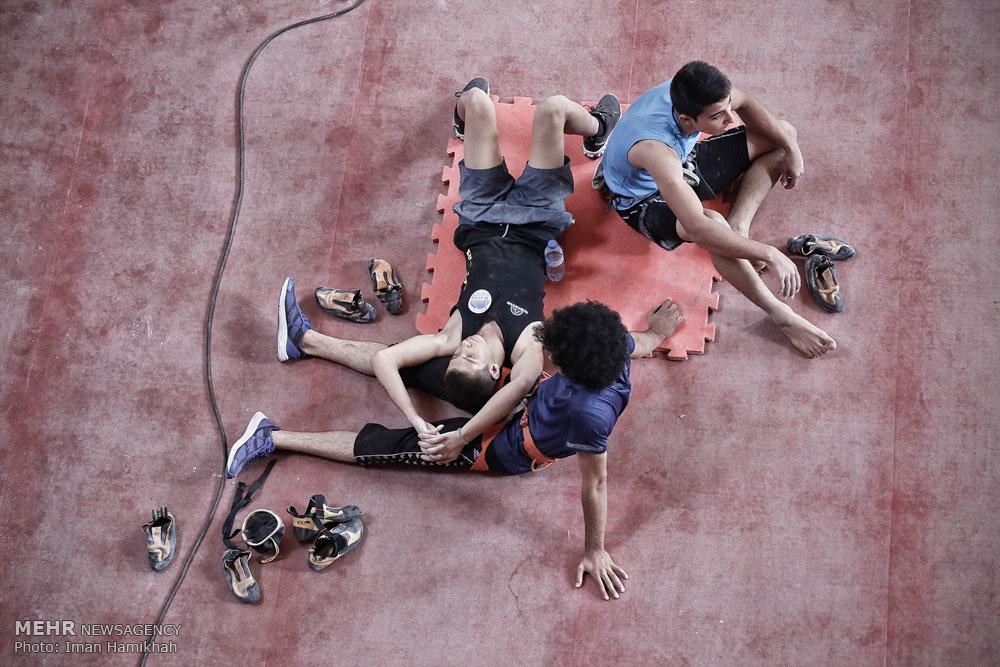 اردوی تیم ملی سنگنوردی کشور