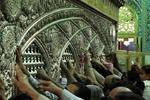 Pleasure of presence at Razavi Shrine unique