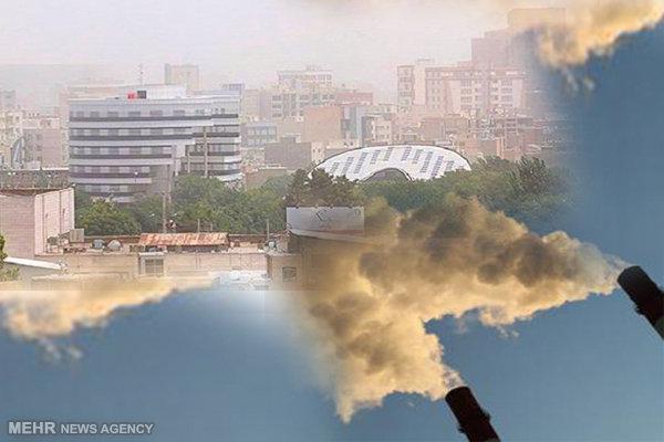 اخطار زیست محیطی به ۳واحد صنعتی آلاینده در زرندیه