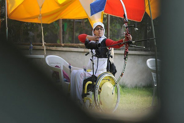Iranian archer lands 49th in ranking round