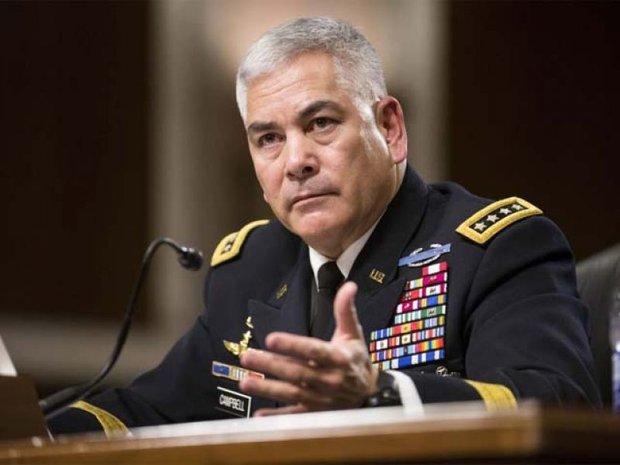 ترکی میں ناکام فوجی بغاوت کے پیچھے امریکی فوجی جنرل جان ایف کیمبل کا ہاتھ