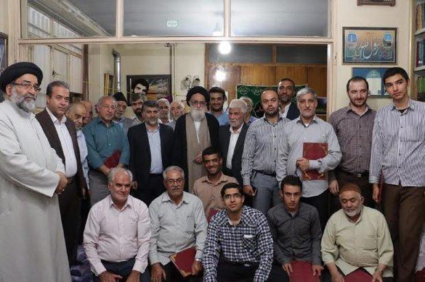 نخبگان عضو قرارگاه فرهنگی نمازجمعه ورامین می شوند