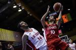 کسب سومین پیروزی بسکتبالیست های نوجوان ایران با غلبه بر اردن