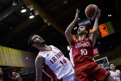 Junior b-ballers lose to Italian rivals