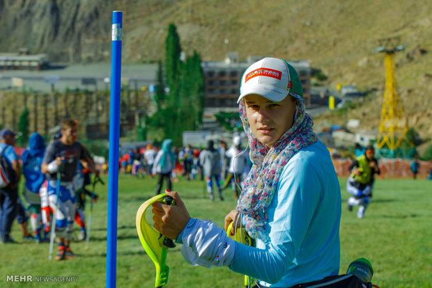 Dizin hosting grass skiing world cup