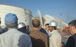 جمع شدن بخارات «لایت اند» علت آتش سوزی پتروشیمی بیستون است