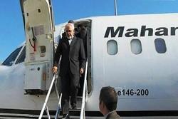 بعد جولة في أربع دول أفريقية ظريف يعود الى طهران